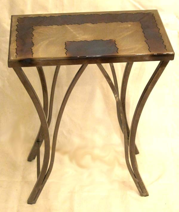 "View of ""End Table Item # ET-2"""