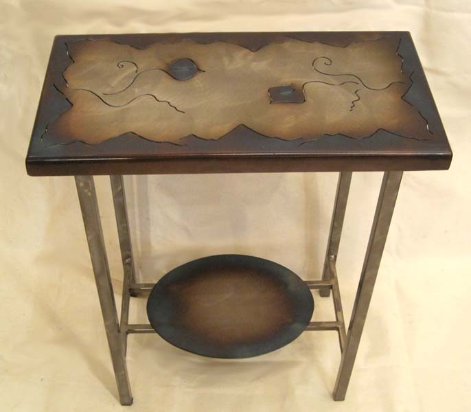"View of ""End Table Item # ET-1"""