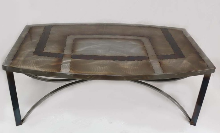"View of ""Cocktail Table Item # CT-5"""